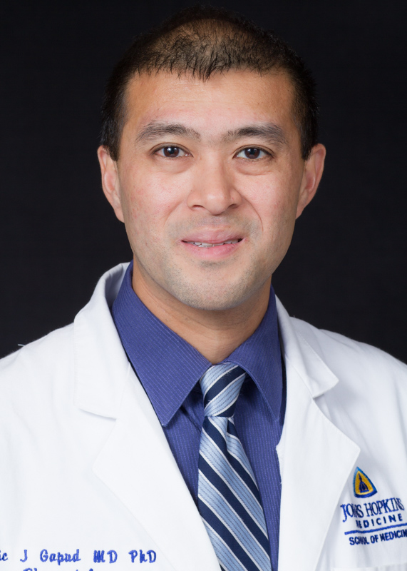 Eric Gapud, MD, PhD